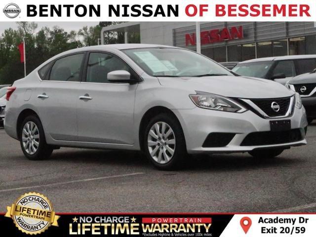 Used 2018 Nissan Sentra in Bessemer, AL