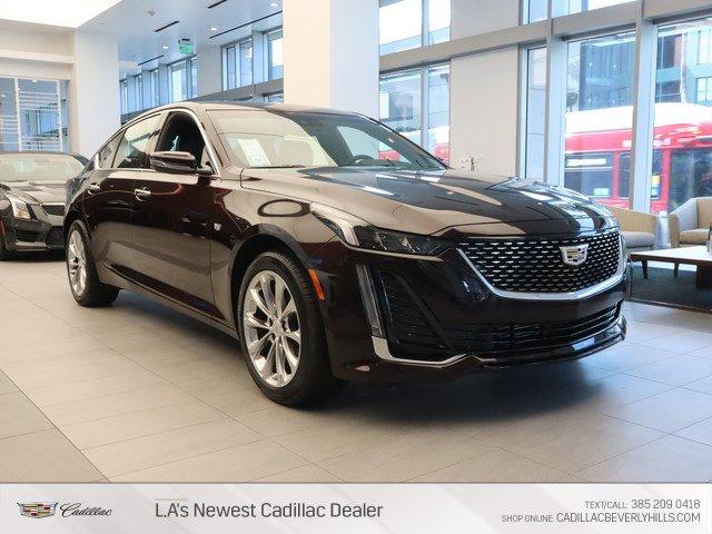 2021 Cadillac CT5 Premium Luxury 4dr Sdn Premium Luxury Turbocharged Gas I4 2.0L/ [0]