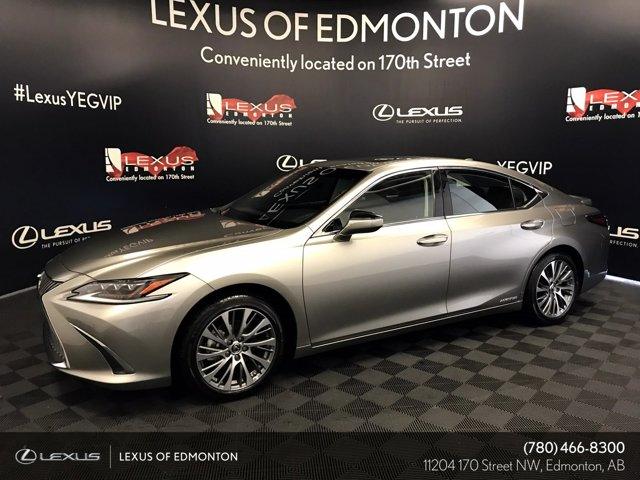 2020 Lexus ES 300H LUXURY PACKAGE Luxury Package Gas/Electric I-4 2.5 L/152 [1]