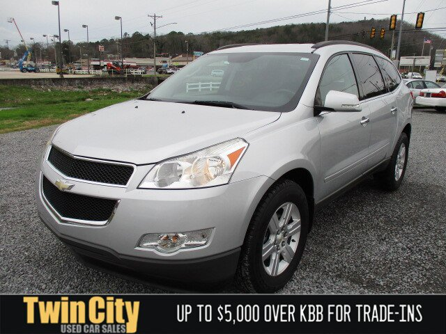 Used 2012 Chevrolet Traverse in Fort Payne, AL