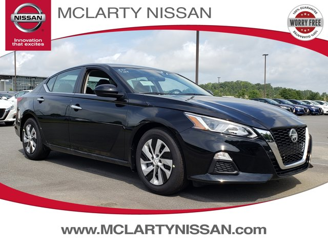 New 2020 Nissan Altima in Little Rock, AR