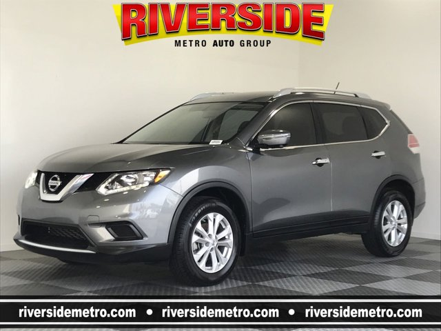 2016 Nissan Rogue SV FWD 4dr SV Regular Unleaded I-4 2.5 L/152 [5]