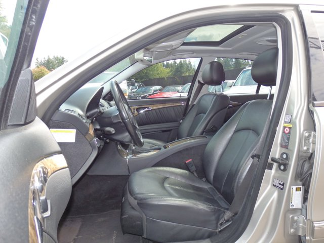 Used 2007 Mercedes-Benz E-Class 4dr Sdn 3.5L RWD