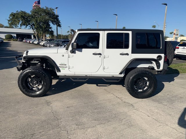 Used 2014 Jeep Wrangler Unlimited in Vero Beach, FL