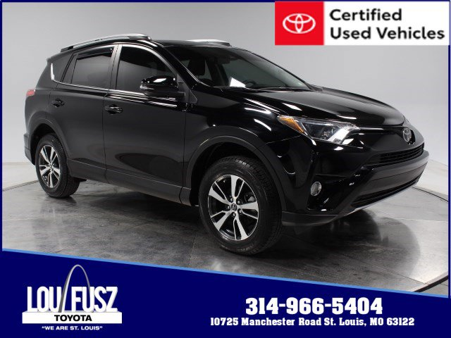 Used 2017 Toyota RAV4 in St. Louis, MO