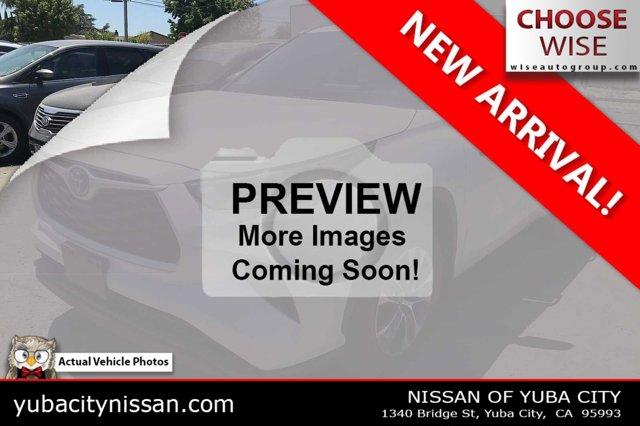 2020 Toyota Highlander Hybrid XLE Hybrid XLE FWD Gas/Electric I-4 2.5 L/152 [8]