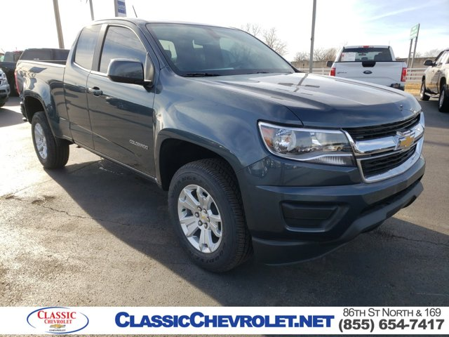 New 2020 Chevrolet Colorado in Owasso, OK