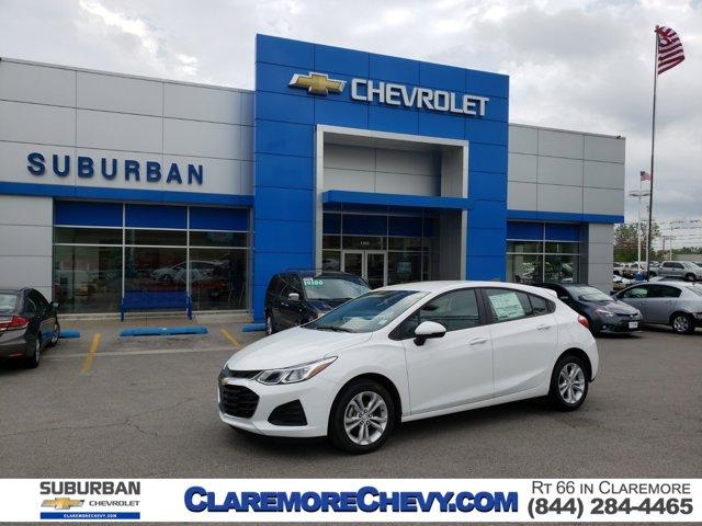 New 2019 Chevrolet Cruze in Claremore, OK