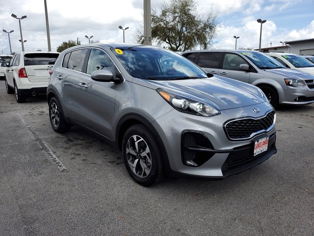 Used 2020 KIA Sportage in Fort Worth, TX