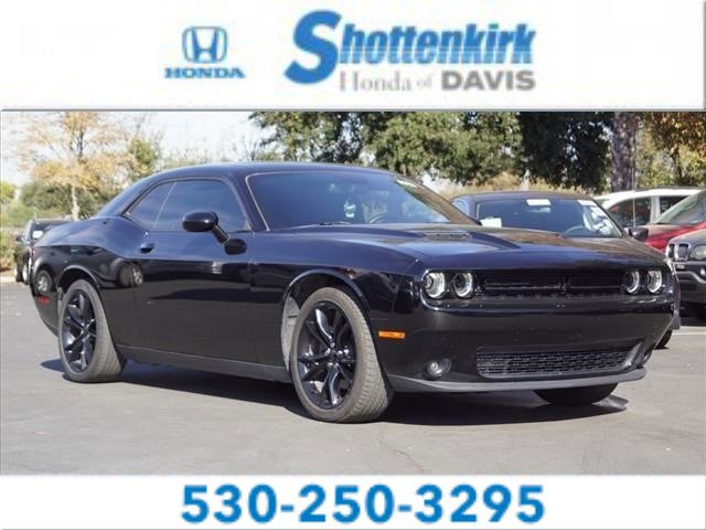 Used 2016 Dodge Challenger in Davis, CA