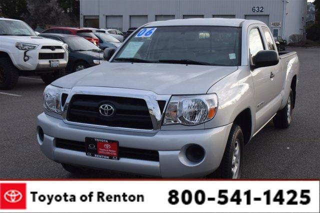 Used 2006 Toyota Tacoma in Renton, WA