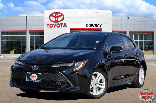 Used 2019 Toyota Corolla Hatchback in Dallas, TX