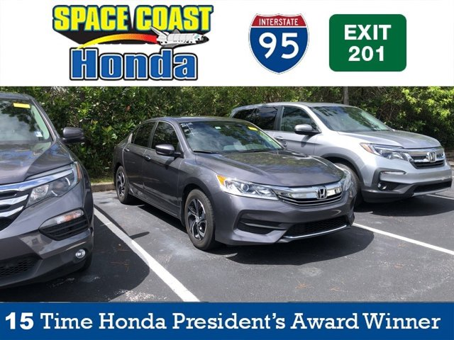 Used 2017 Honda Accord Sedan in Cocoa, FL