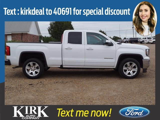 Used 2017 GMC Sierra 1500 in Grenada, MS
