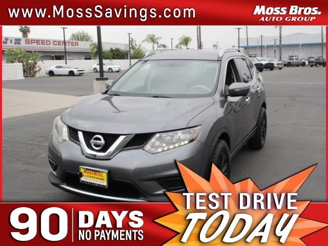 2015 Nissan Rogue SV AWD 4dr SV Regular Unleaded I-4 2.5 L/152 [0]