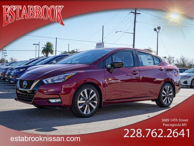 New 2020 Nissan Versa in Pascagoula, MS