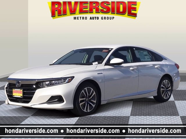 2021 Honda Accord Hybrid Sedan Gas/Electric I-4 2.0 L/122 [6]