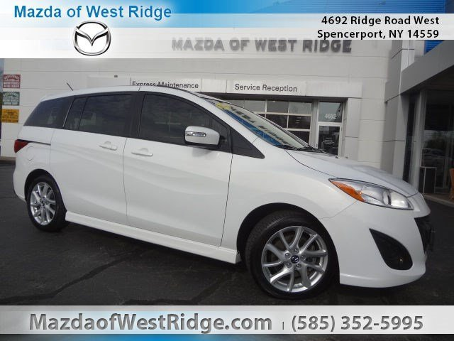 2014 Mazda Mazda5 at Transitowne Resale Center of Amherst