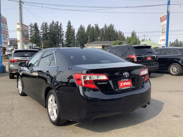 Used 2013 Toyota Camry 4dr Sdn I4 Auto SE