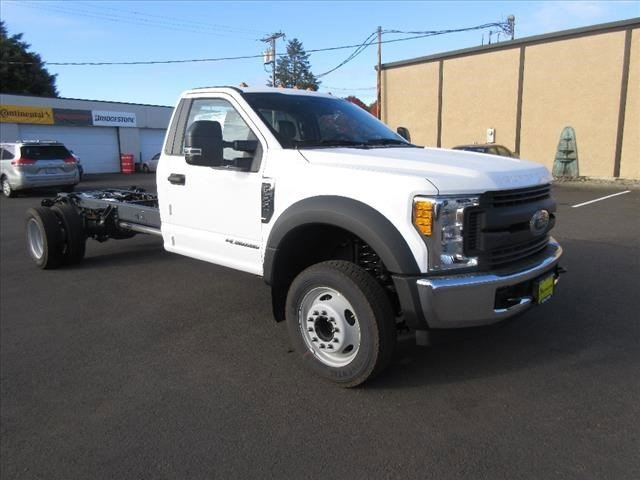 New 2017 Ford Super Duty F-550 DRW F550 4X2 CHASSIS CAB DRW-193