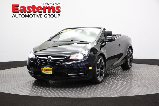 2016 Buick Cascada for sale 124293 0