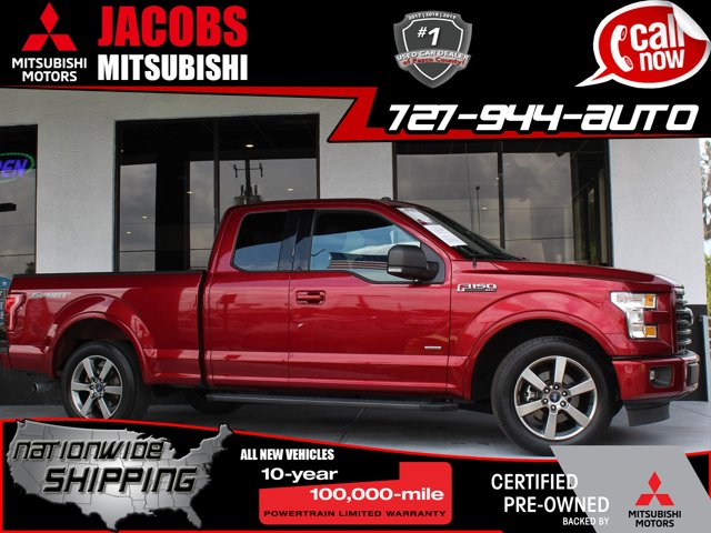 Used 2017 Ford F-150 in New Port Richey, FL