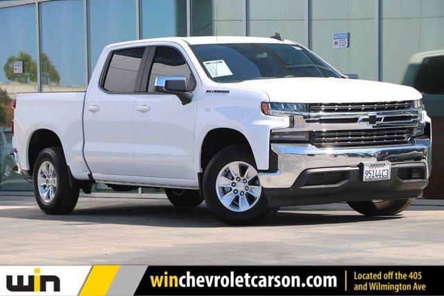 "2021 Chevrolet Silverado 1500 LT 2WD Crew Cab 147"" LT Gas V8 5.3L/325 [11]"