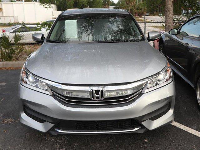 Used 2017 Honda Accord Sedan in Venice, FL