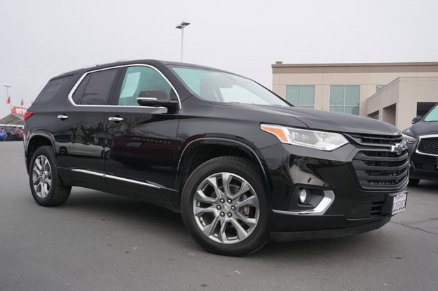 Used 2019 Chevrolet Traverse AWD 4dr Premier w-1LZ