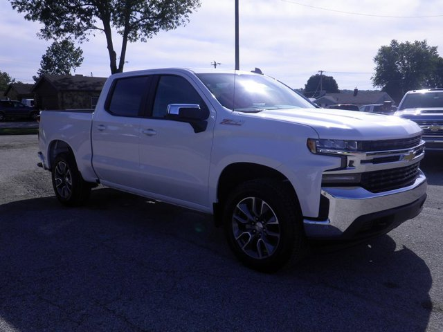 New 2019 Chevrolet Silverado 1500 in Bloomington, IN