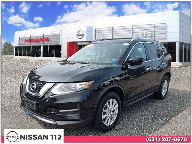 2017 Nissan Rogue SV AWD SV Regular Unleaded I-4 2.5 L/152 [37]