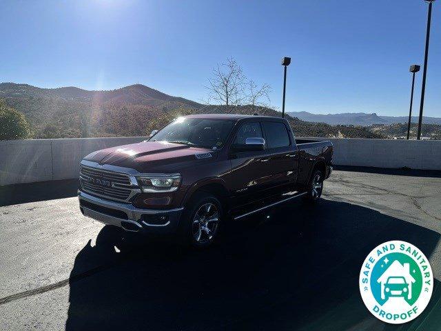 2019 Ram 1500 Laramie Laramie 4x4 Crew Cab 6'4″ Box Regular Unleaded V-8 5.7 L/345 [4]