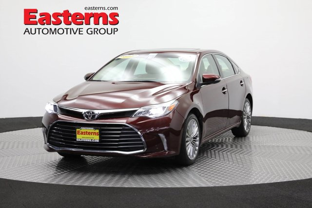 2016 Toyota Avalon Limited 4dr Car