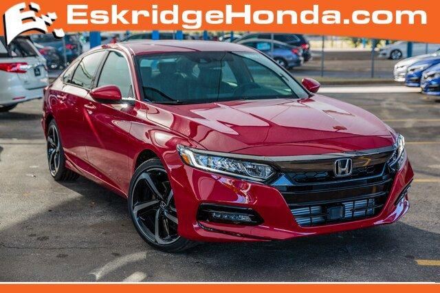 New 2020 Honda Accord Sedan in Oklahoma City, OK
