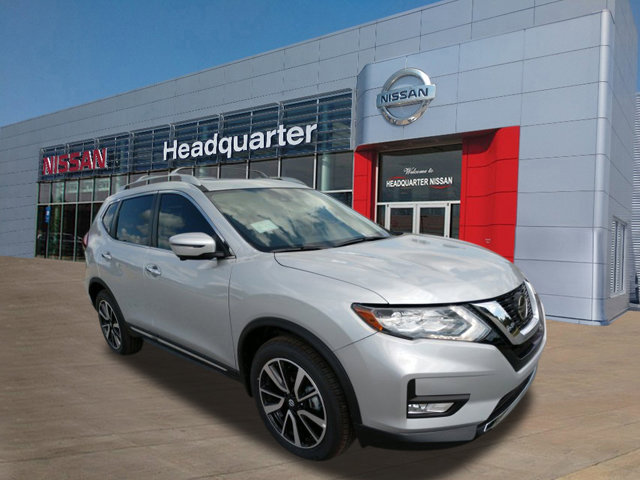 New 2020 Nissan Rogue in Columbus, GA