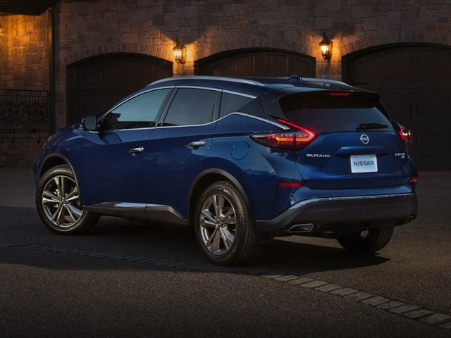 2020 Nissan Murano Platinum FWD Platinum Regular Unleaded V-6 3.5 L/213 [16]
