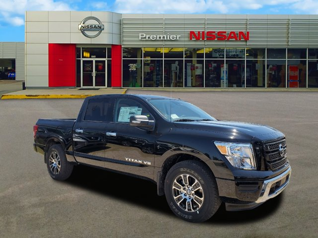 New 2020 Nissan Titan in Metairie, LA