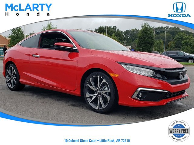 New 2020 Honda Civic Coupe in Little Rock, AR