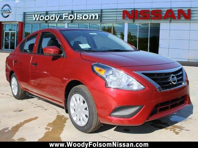New 2017 Nissan Versa in Vidalia, GA
