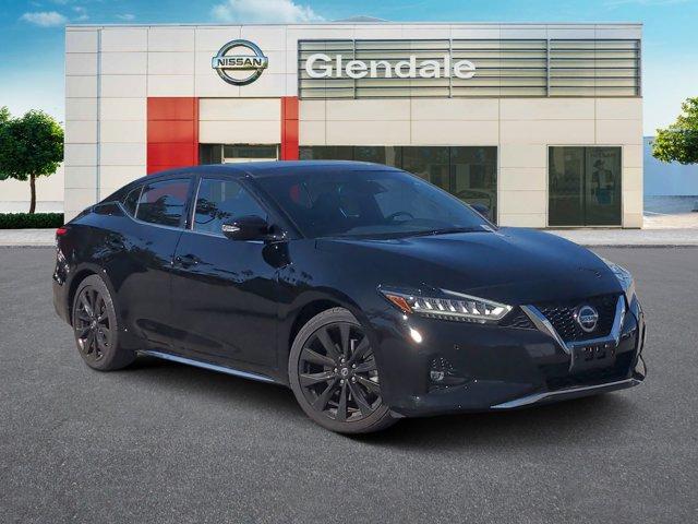 2020 Nissan Maxima SR SR 3.5L Premium Unleaded V-6 3.5 L/213 [0]