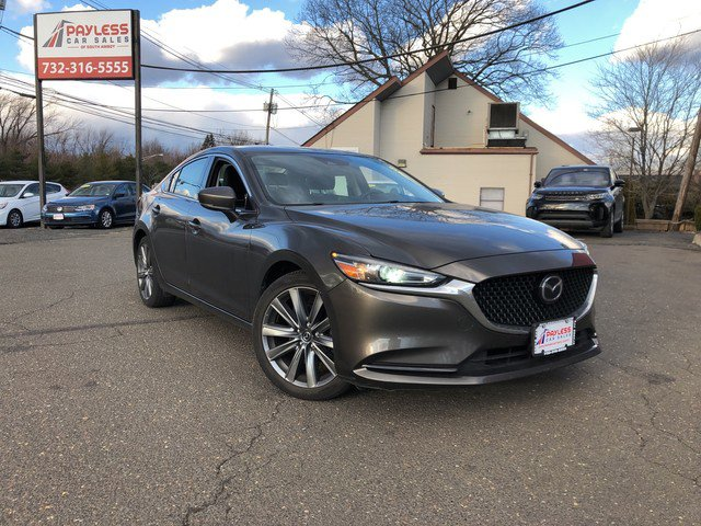 2018 Mazda Mazda6 Touring Front Wheel Drive Power Steering ABS 4-Wheel Disc Brakes Brake Assist