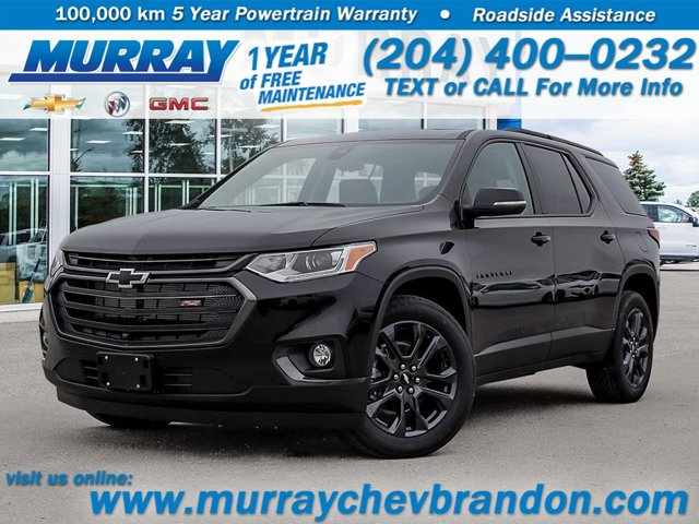 2021 Chevrolet Traverse RS AWD 4dr RS Gas V6 3.6L/ [4]