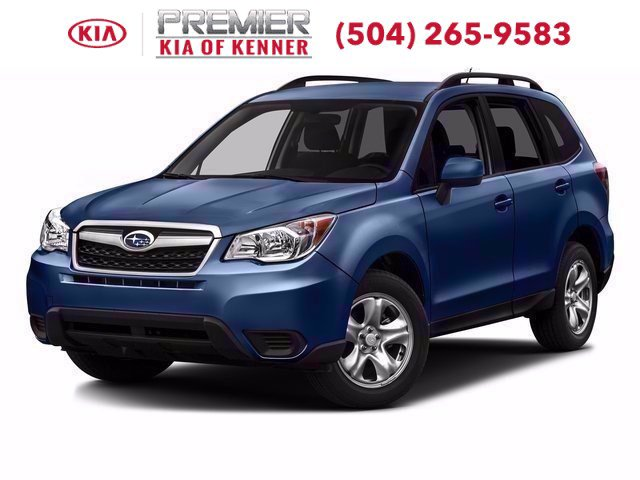 Used 2016 Subaru Forester in Kenner, LA