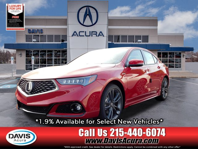 New 2019 Acura TLX in Langhorne, PA