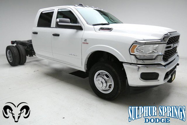 New 2020 Ram 3500 Chassis Cab in Sulphur Springs, TX