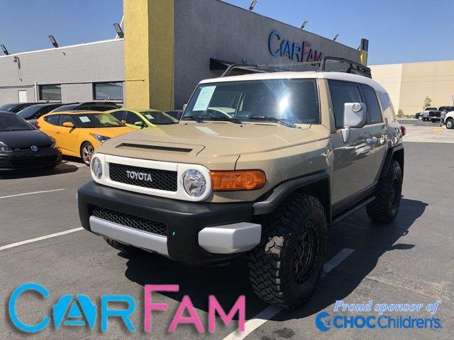 Used 2014 Toyota FJ Cruiser in Rialto, CA