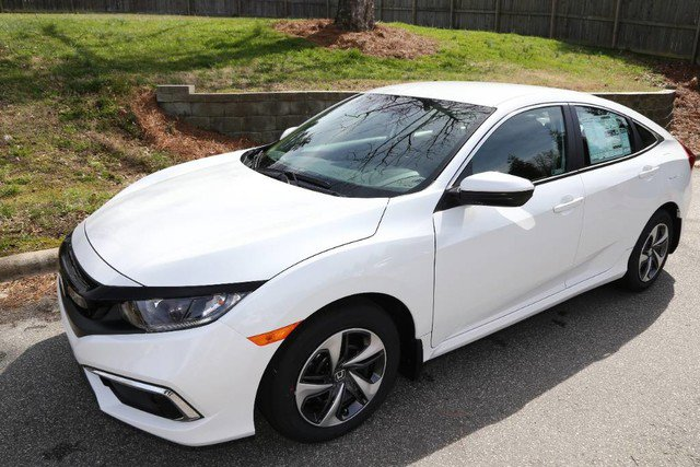 New 2020 Honda Civic Sedan in High Point, NC
