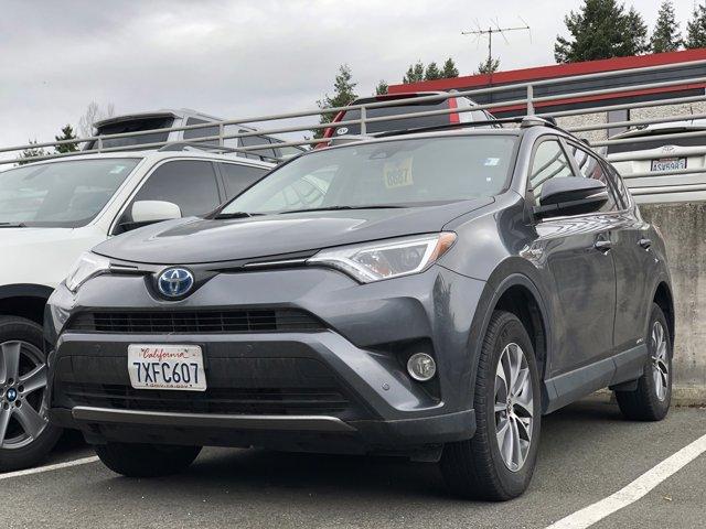Used 2017 Toyota RAV4 Hybrid XLE