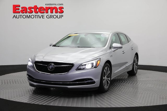 2017 Buick LaCrosse Preferred 4dr Car