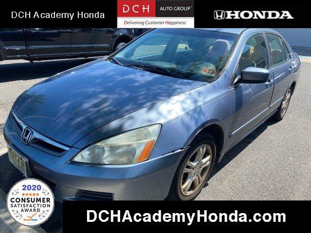 2007 Honda Accord Sedan EX